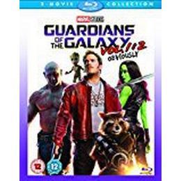 Guardians Of The Galaxy Vols 1 & 2 [Blu-ray] [2017] [Region Free]